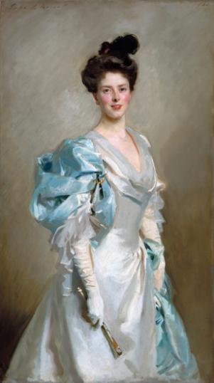 Mrs. Joseph Chamberlain 1902