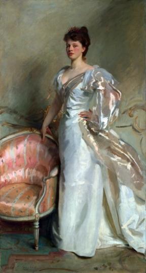 Mrs. George Swinton (Elizabeth Ebsworth) 1897