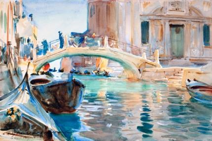 San Giuseppe Di Castello, Venice 1903