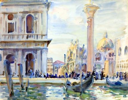 The Piazzetta 1911
