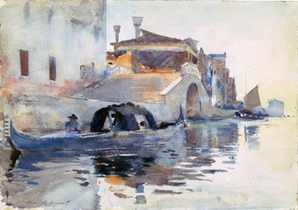 Ponte Panada, Fondamenta Nuove, Venice 1880