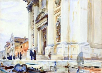 Venice-I Gesuati 1911