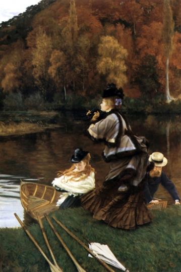 Autumn of the Thames, Nuneham Courtney