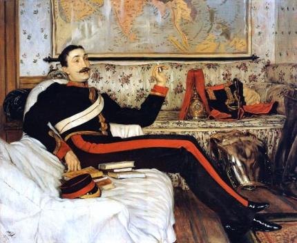 Captain Frederick Gustavus Burnaby