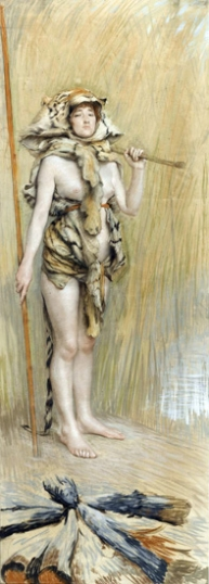 La Femme Prehistorique
