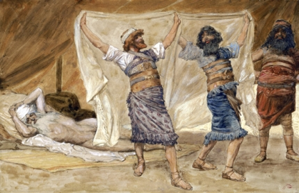 Noah's Drunkenness