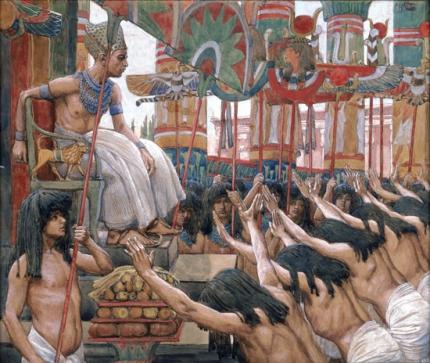 Joseph Dwelleth in Egypt