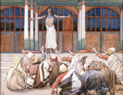 Joseph Maketh Himself Known to His Brethren