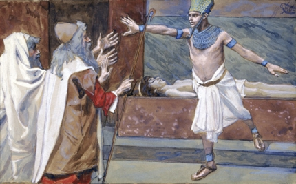 Pharaoh and His Dead Son