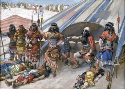 Joshua and the Five Kings