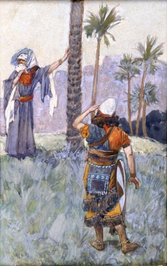 Deborah Beneath the Palm Tree