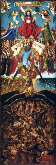 2.The Last Judgement Diptych