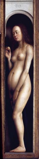 7. The Ghent Altarpiece Eve