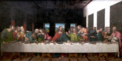 The Last Supper-Restored