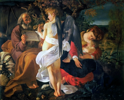 Rest on the Flight into Egypt 1597