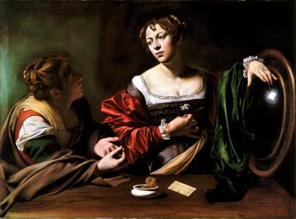 Martha and Mary Magdalene 1598