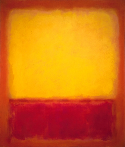 Yellow Over Purple, 1956