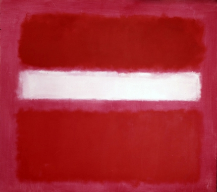 Untitled (Red, Orange) 1968