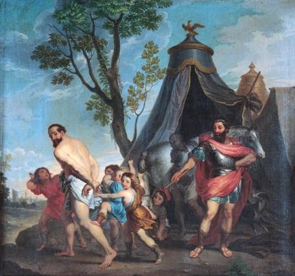 Camillus and the Schoolmaster of Falerii