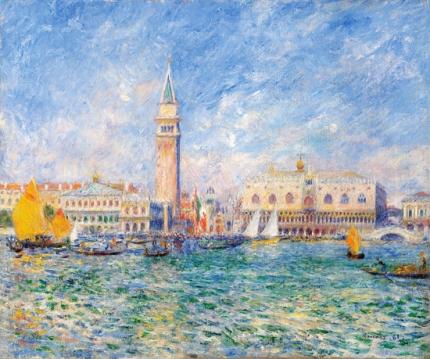 Venice (The Doge's Palace)