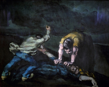 The Murder 1870