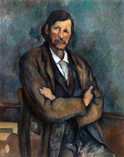 Man with Crossed Arms 1899