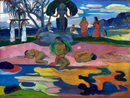 Mahana No Atua (Day of the God) 1894