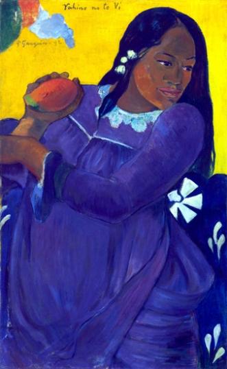 Vahine No Te Vi (Woman with Mango)