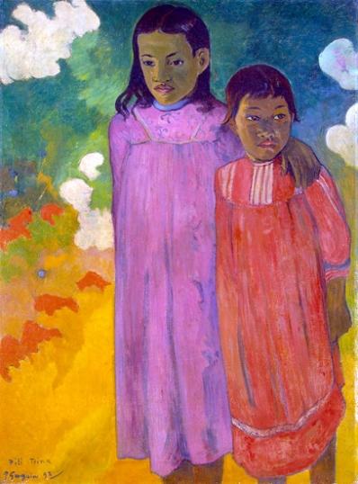 Piti Teina (Two Sisters)
