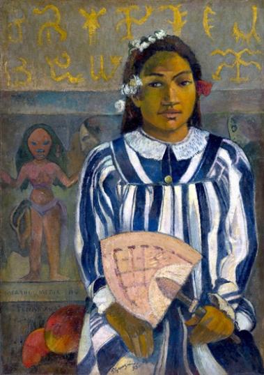 Merahi Metua No Tehamana (Tehamana Has Many Parents or the Ancestors of Tehamana)