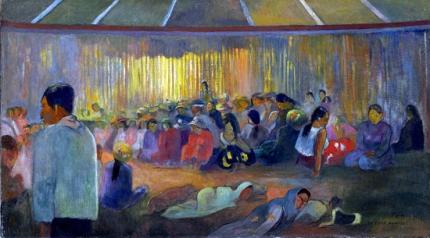 Te Fare Hymenee (La Maison Des Chants)