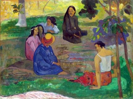 Les Parau Parau (The Gossipers)