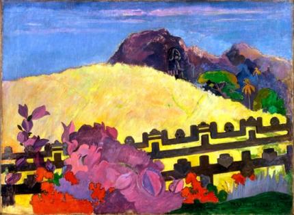 Parahi Te Marae (The Sacred Mountain)