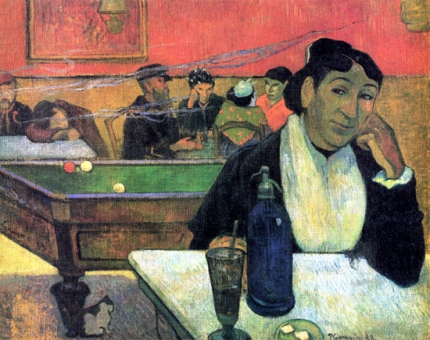 The Night Cafe, Arles