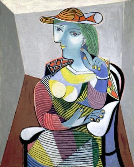 Portrait of Marie-Thérèse