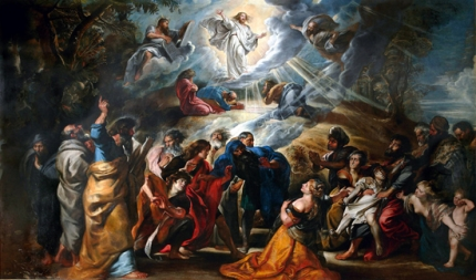 The Transfiguration of Christ 1605