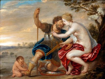 Mars, Venus and Cupid