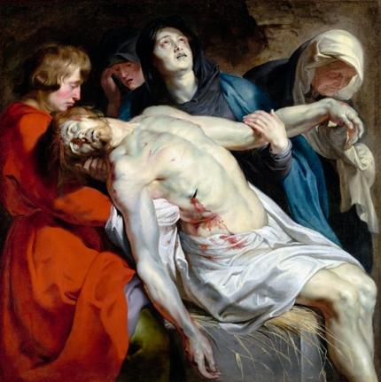 The Entombment 1612