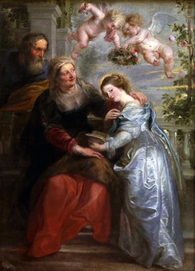 Education of Virgin Mary