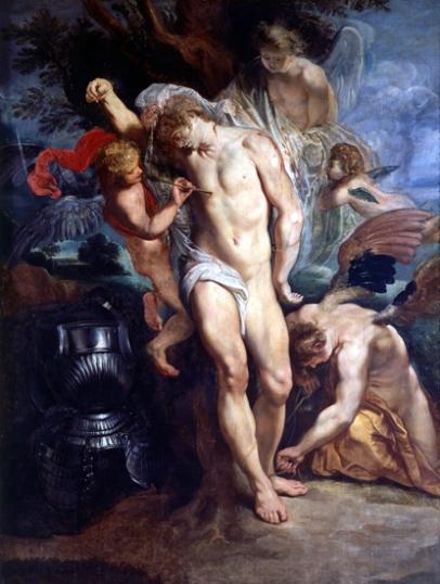 The Martyrdom of Saint Sebastian 1601
