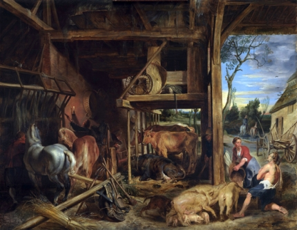 The Prodigal son 1618