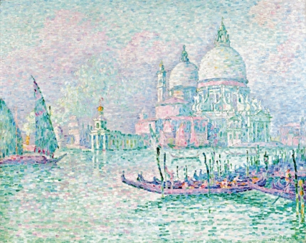 Venise, La Salute Vert