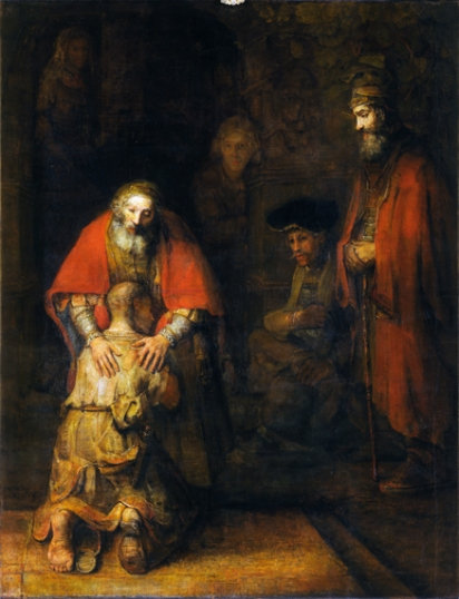 Return of the Prodigal Son 1668