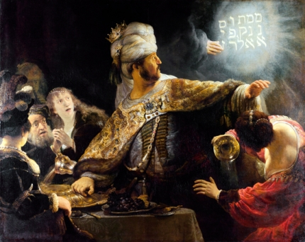 Feast of Belshazzar