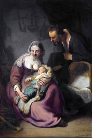 The Holy Family 1634