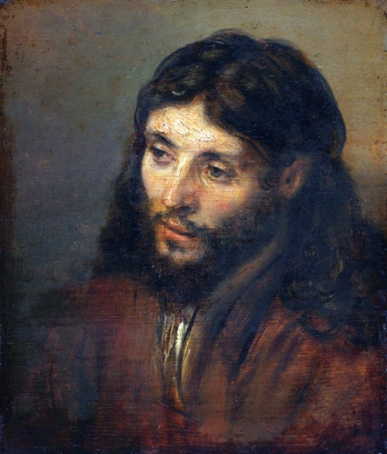 Young Jew as Christ 1648