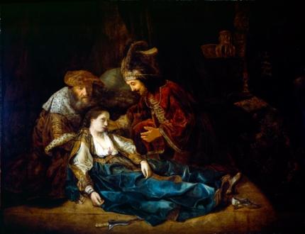 The Death of Lucretia 1640