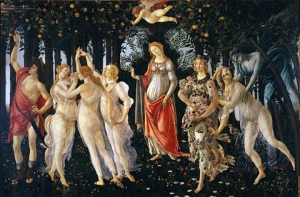 La Primavera 1482