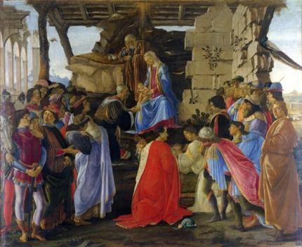 Adoration of the Magi 1476