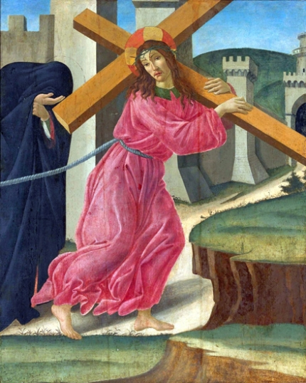 The carrying of the cross 1490